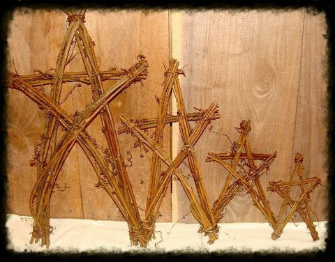 Tall Twig Star - Especially For You Home Decor