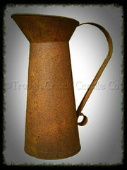 Rusty Pitcher