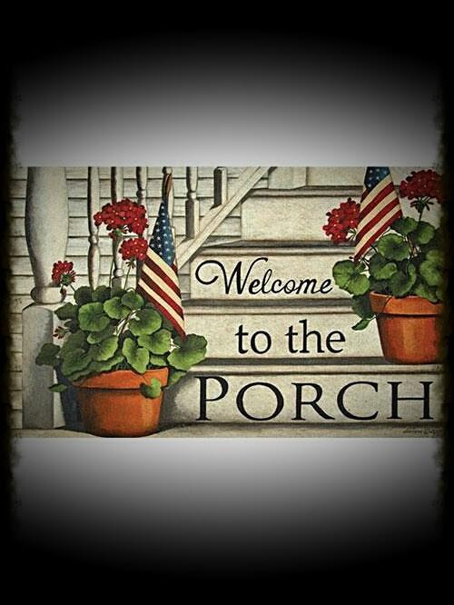 Patriotic welcome floor mats especially for you home decor for Patriotic welcome home decorations