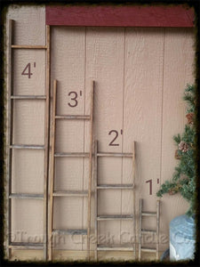 Regular Tobacco Lath Ladders ~ Epsecially For You Home Decor