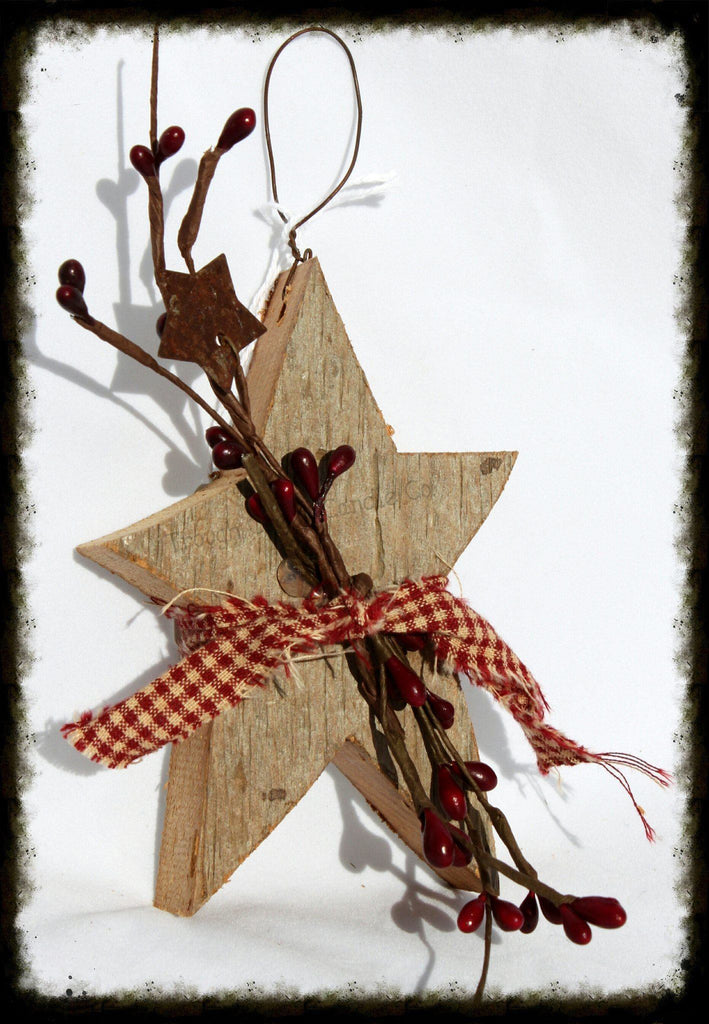 Small Barnwood Star - Especially For You Home Decor