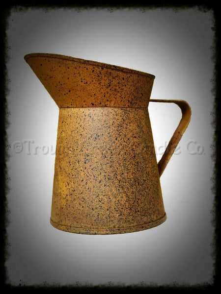 Rusty Pitcher - Especially For You Home Decor