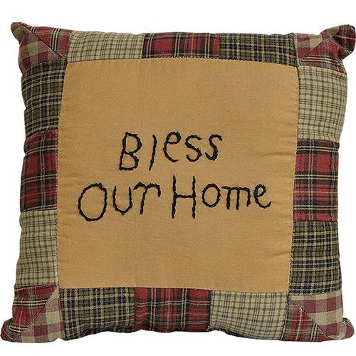 Bless Our Home Pillow - Especially For You Home Decor