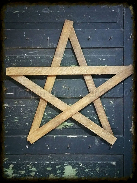 24 Tobacco Lath Star – Especially For You Home Decor