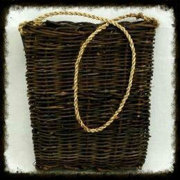 Hanging Willow Twig Basket - Especially For You Home Decor