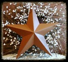 Extra Large Rusty Barn Star - Especially For You Home Decor