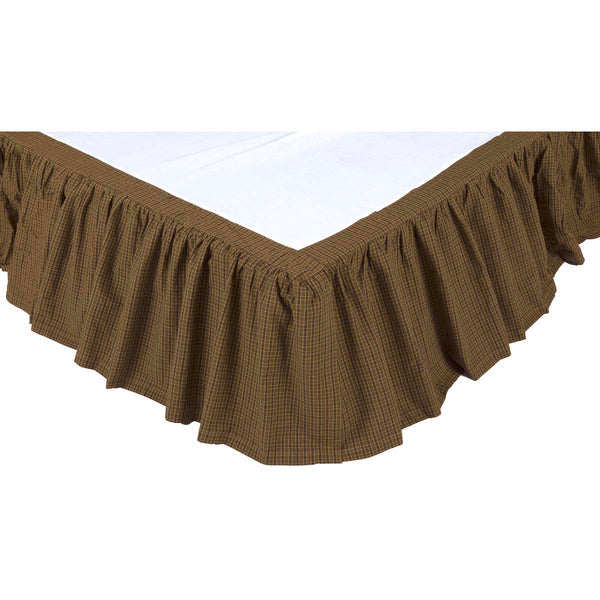 Tea Cabin-Bed Skirt Twin-Especially For You Home Décor