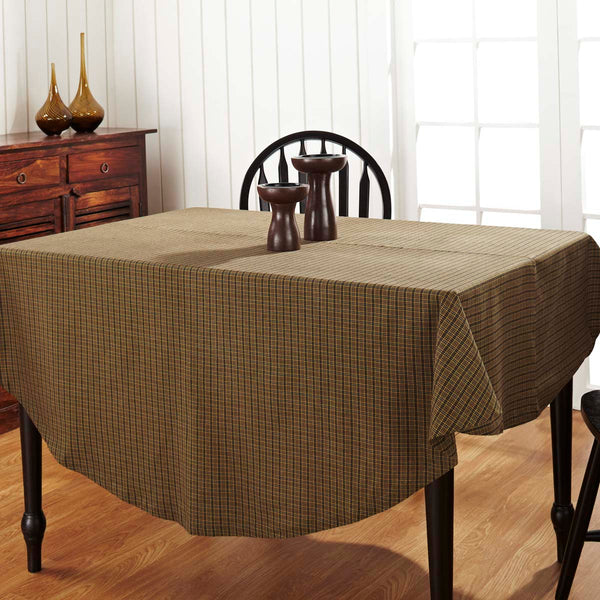 Tea Cabin-Table Cloth Round 70-Especially For You Home Décor