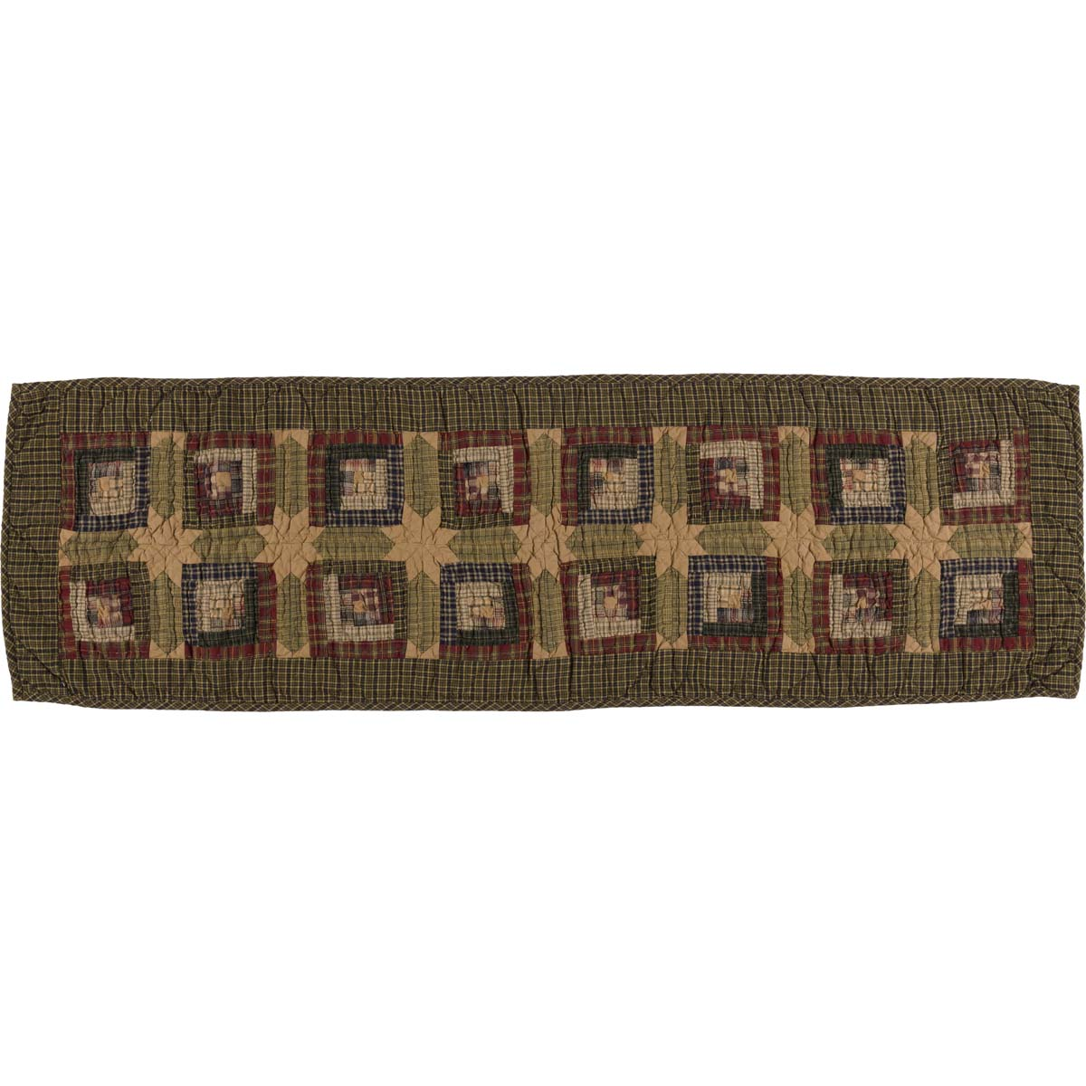 Tea Cabin-Runner 13x48-Especially For You Home Décor