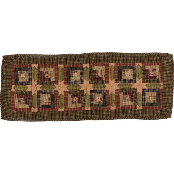 Tea Cabin-Runner 13x36-Especially For You Home Décor