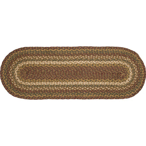 Tea Cabin-Jute Runner 13x36-Especially For You Home Décor