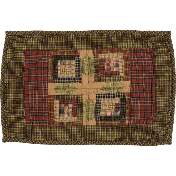 Tea Cabin-Placemat 12x18 Set 6-Especially For You Home Décor