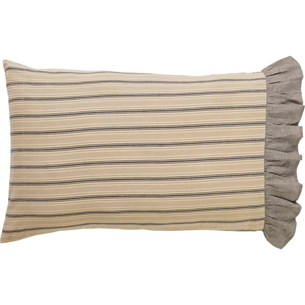 Sawyer Mill Charcoal-Pillow Case Standard-Especially For You Home Décor