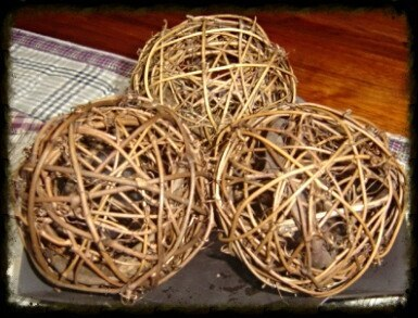 Grapevine Twig Balls - Especially For You Home Decor