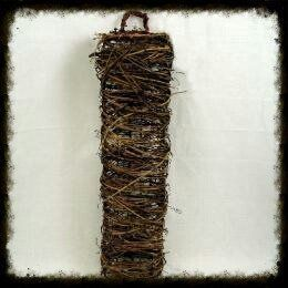 Twig Long Wall Basket - Especially For You Home Decor
