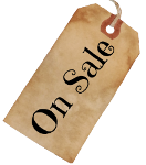 On Sale Tag