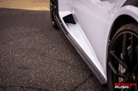 4-piece Carbon Fiber Kit Package / Fits LP640 Performante Spyder