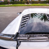 Huracan Corsa Rear Wing (1PC) / Carbon Fiber / Performante Style Spoiler