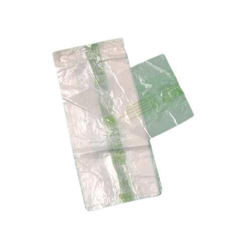 Bolsa compostable 30x40 my 14 saco
