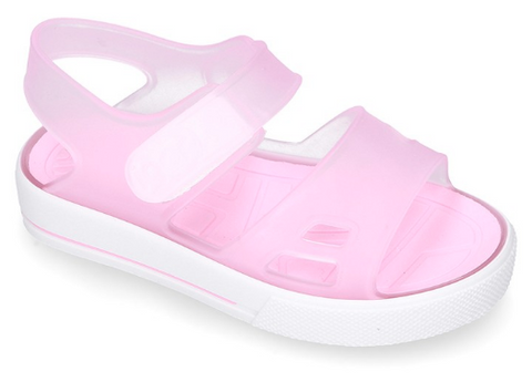Jelly Sandals – Pink