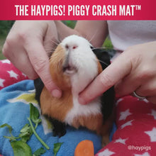 Load and play video in Gallery viewer, HayPigs!® Piggy Crash Mat™ - Fleece Bed