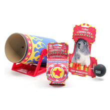 Load image into Gallery viewer, BUNDLE OFFER: The HayPigs!® Guinea Pig Circus™ range - ENRICHMENT TOY BUNDLE