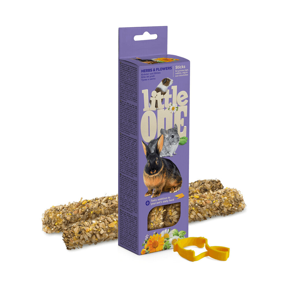 Little One Sticks with Herbs and Flowers (2 Pack)