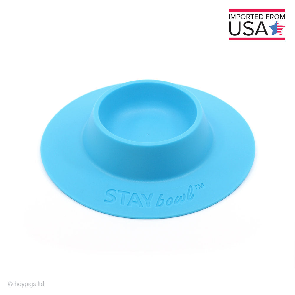 STAYbowl® Tip-Proof Bowl - Small (¼ cup) - 4 colours available