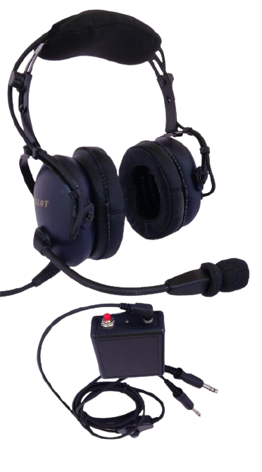 PA18-50 ANR Aviation Headset