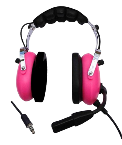 PA51CPH Girls Helicopter Headset