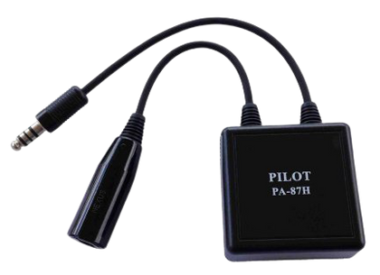 Pilot PA87H Helicopter Impedance Converter