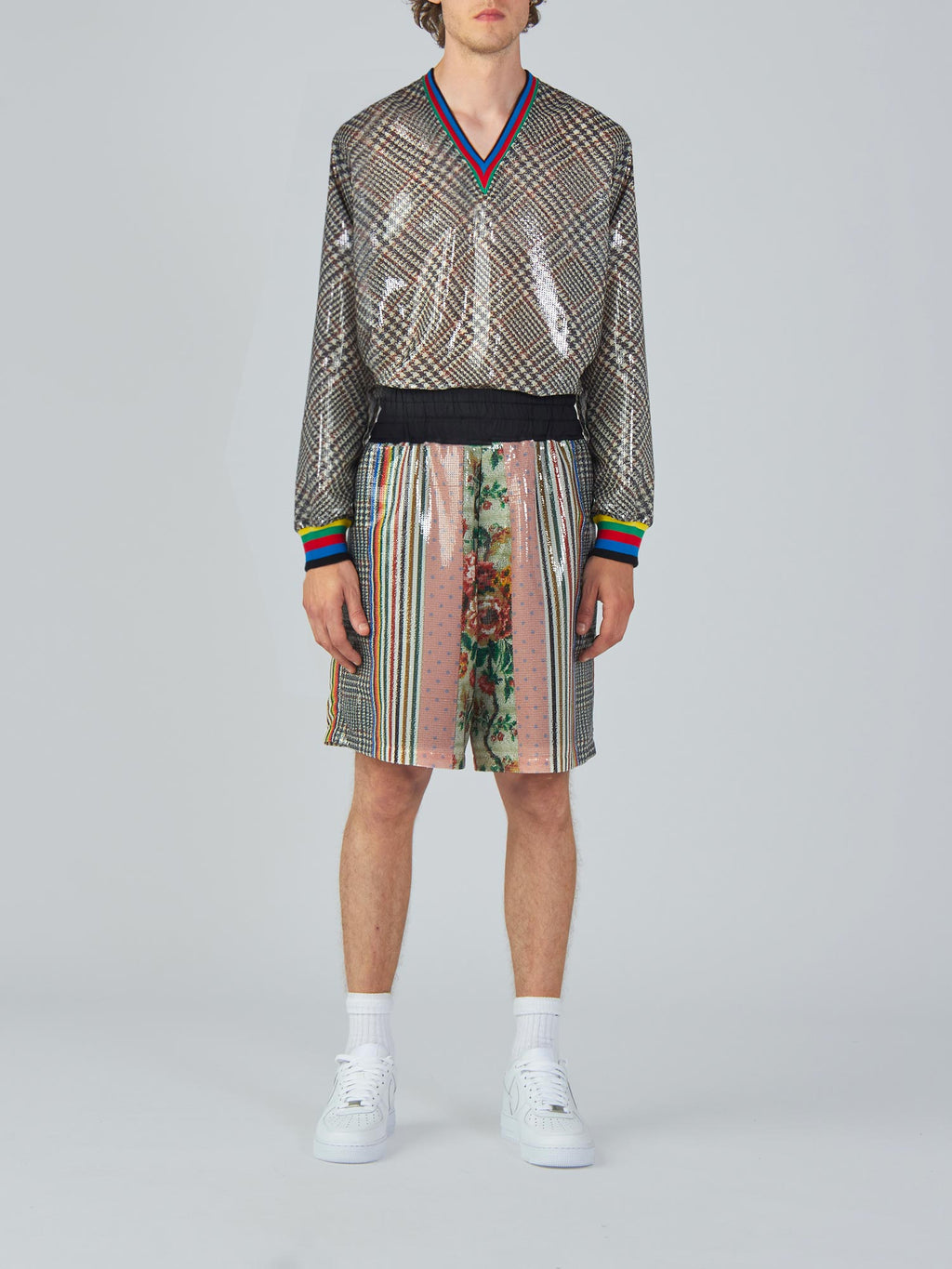 KURT SEQUINS SHORTS