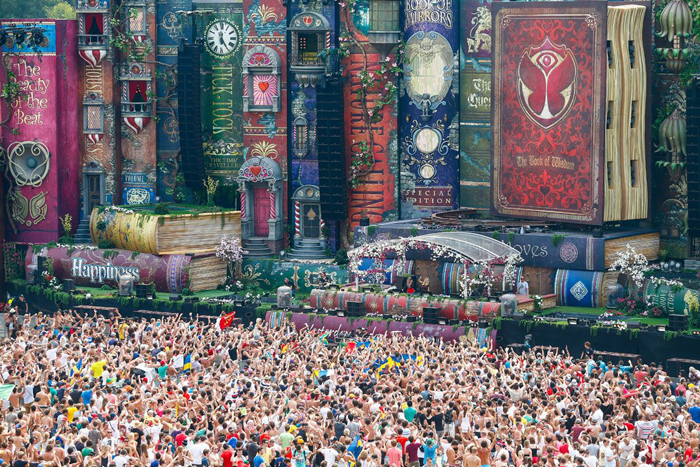 5 Reasons Why TomorrowLand Is The Best Festival Of Its Kind