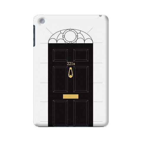 221B Baker Street Apple iPad Mini Case