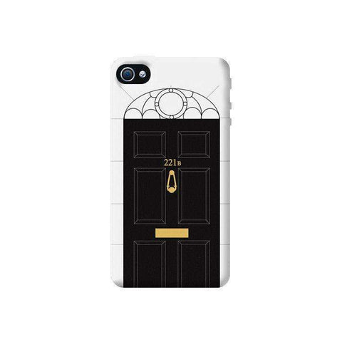 221B Baker Street Apple iPhone 4/4S Case