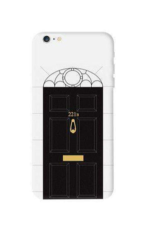 221B Baker Street Apple iPhone 6 Plus Case
