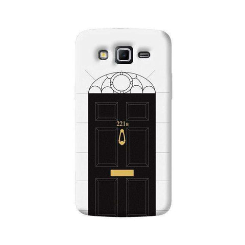 221B Baker Street Samsung Galaxy Grand 2 Case