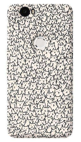 A Lot Of Cats  Nexus 6P Case