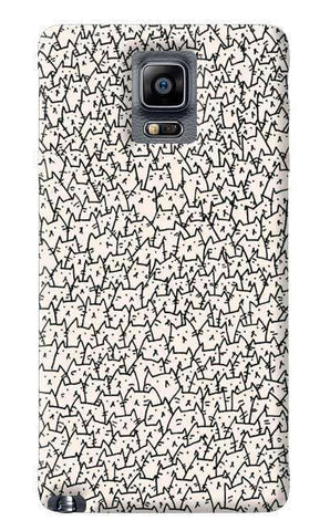 A Lot Of Cats  Samsung Galaxy Note 4 Case
