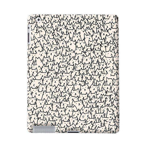 A Lot Of Cats Apple iPad Case