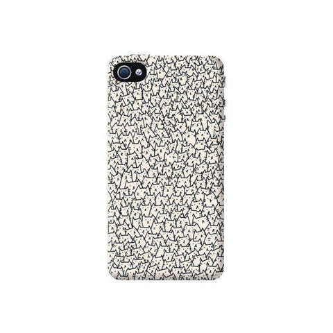 A Lot Of Cats Apple iPhone 4/4S Case