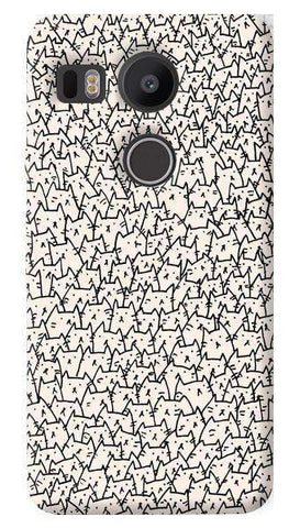A Lot Of Cats Nexus 5X Case