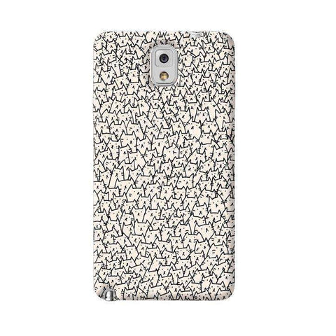 A Lot Of Cats Samsung Galaxy Note 3 Case