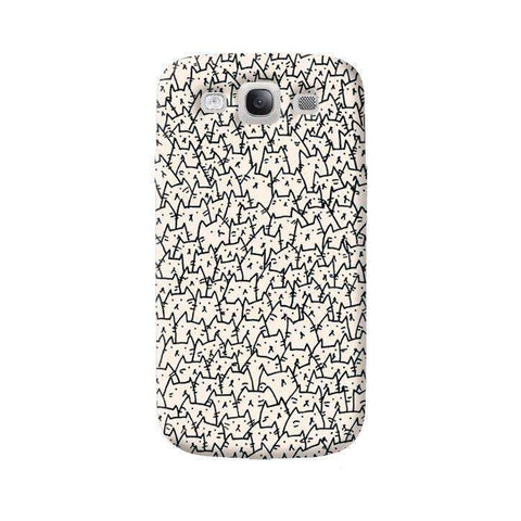 A Lot Of Cats Samsung Galaxy S3 Case