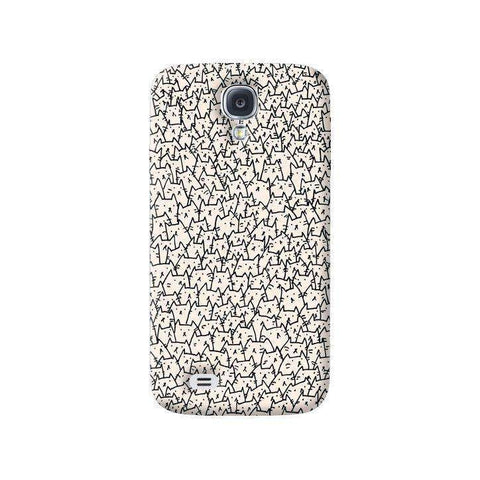 A Lot Of Cats Samsung Galaxy S4 Case