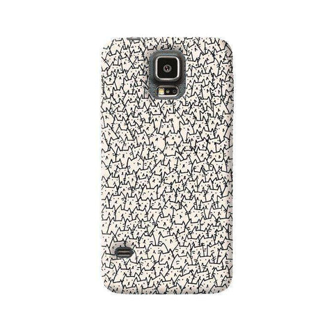 A Lot Of Cats Samsung Galaxy S5 Case