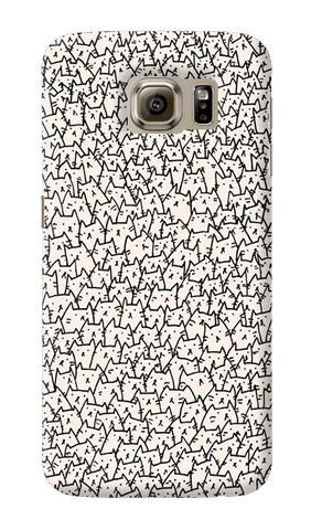 A Lot Of Cats Samsung Galaxy S6 Case
