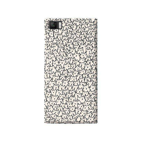 A Lot Of Cats Xiaomi Mi3 Case