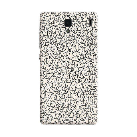 A Lot Of Cats Xiaomi Redmi 1S Case