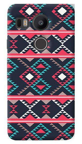 Abstract Tribal  Nexus 5X Case